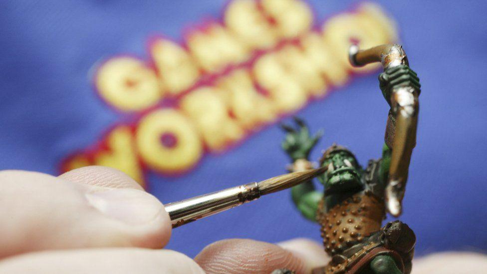 Games Workshop figures