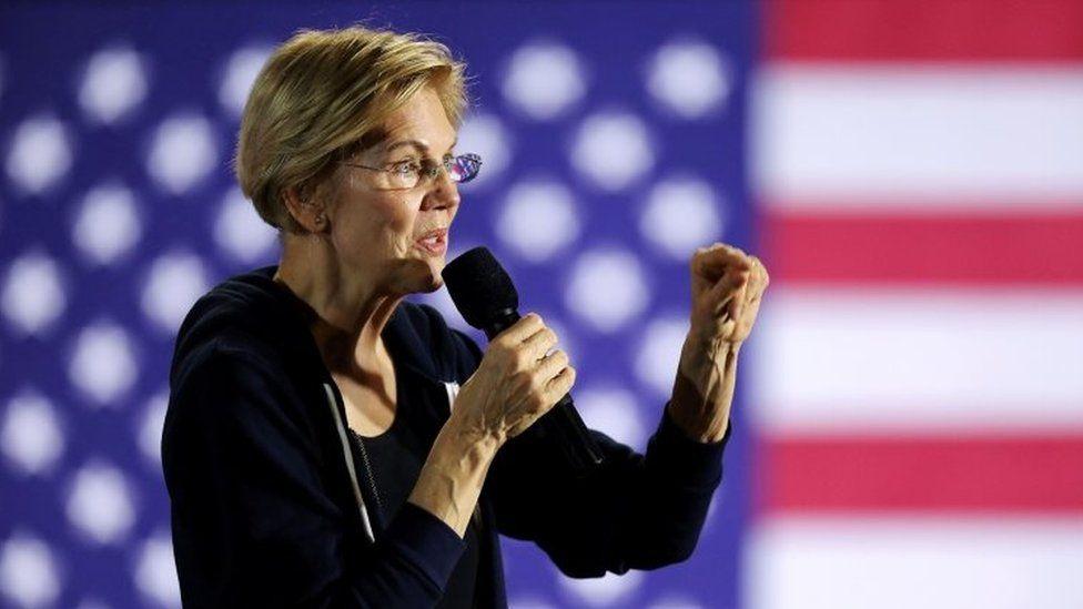 White House hopeful Elizabeth Warren paid $1.9m for past legal work