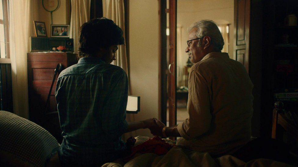 Meera Singhania in the ad film
