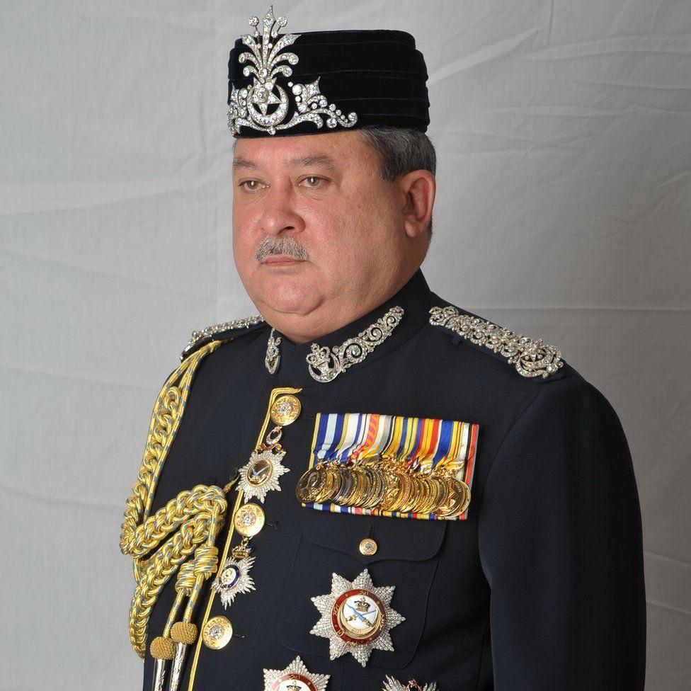 Sultan Ibrahim Ismail