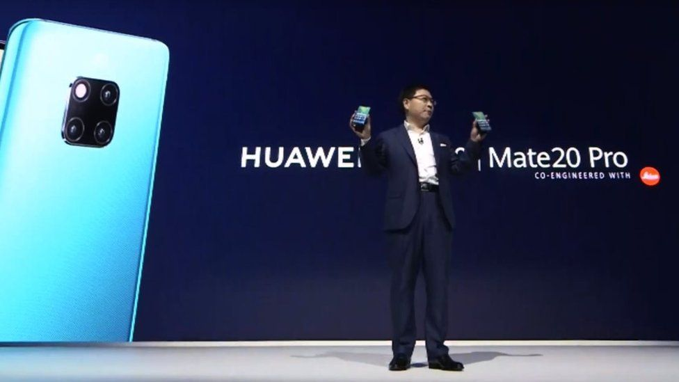 Huawei event