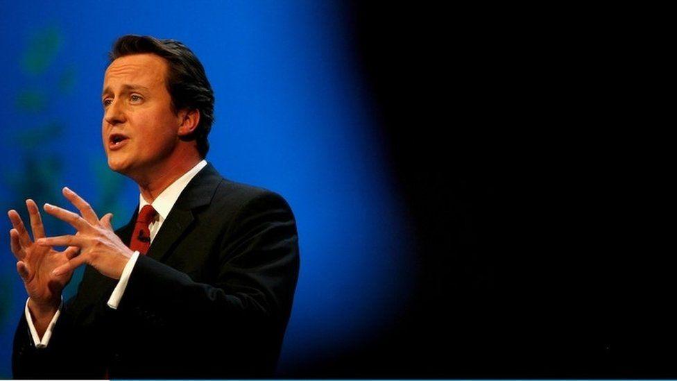 David Cameron, 2006