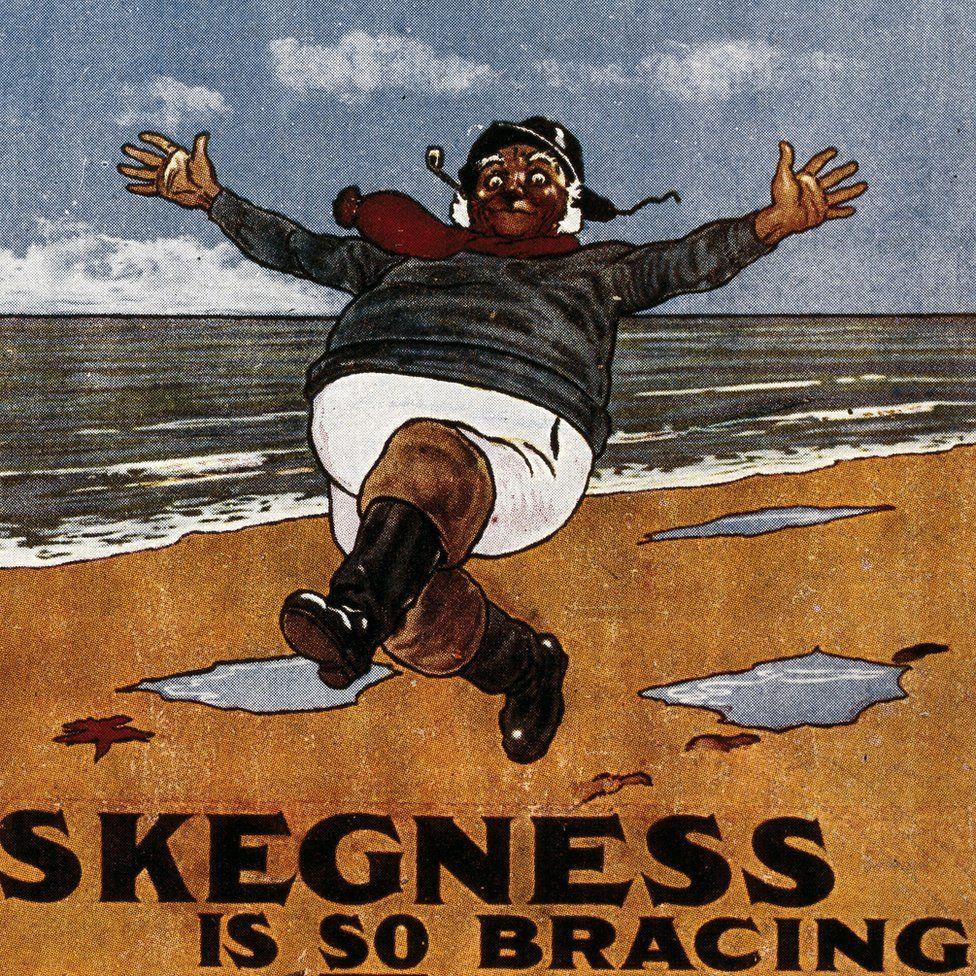 Original Skegness poster