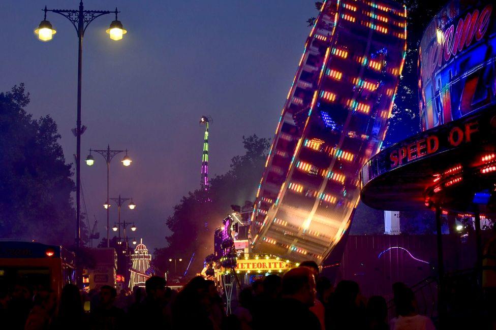 St Giles fair, Oxford