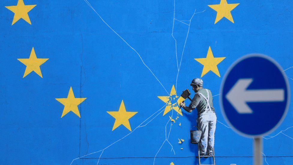 EU mural