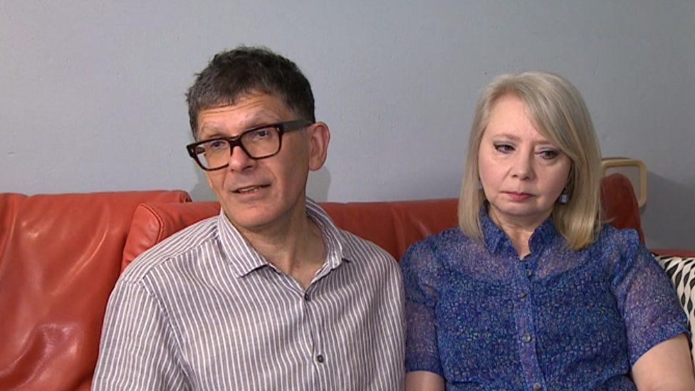 David and Sarah Morrall