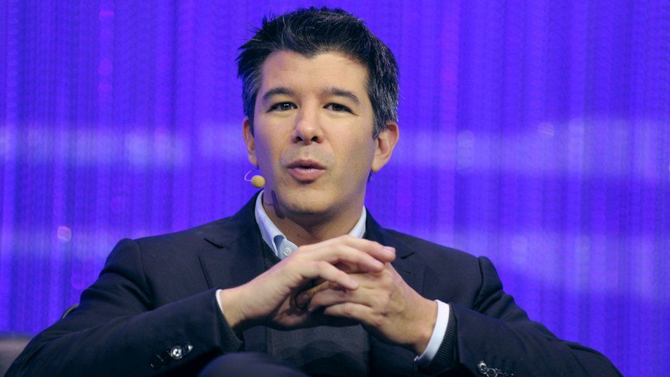 Uber chief Travis Kalanick