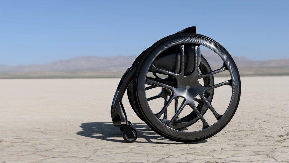 Phoenix Instinct wheelchair