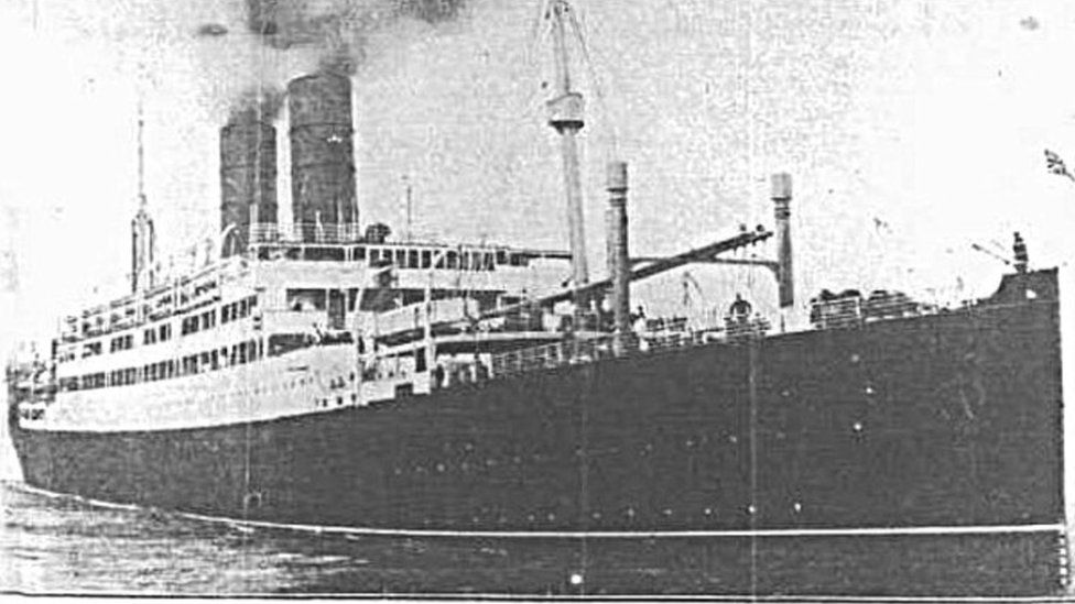 SS Tuscania