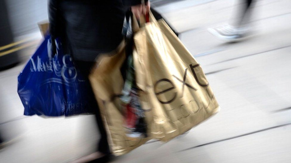 Person shopping
