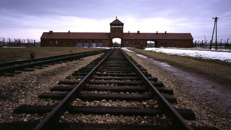 Auschwitz, file image