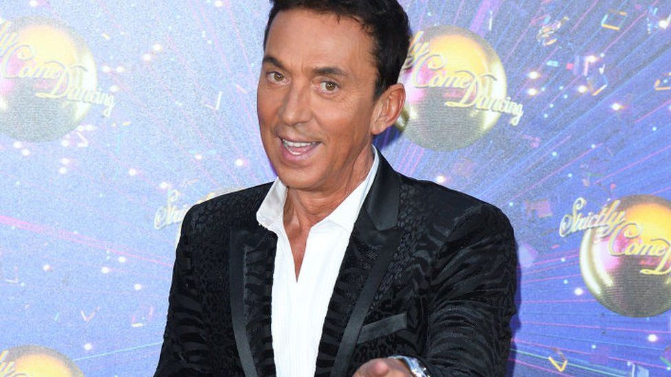 Bruno Tonioli is a judge on Strictly, as well as on US show Dancing with the Stars