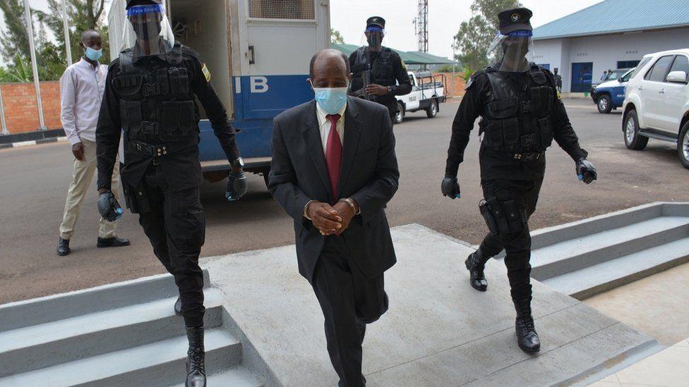 Paul Rusesabagina: Hotel Rwanda film hero arrested - BBC News