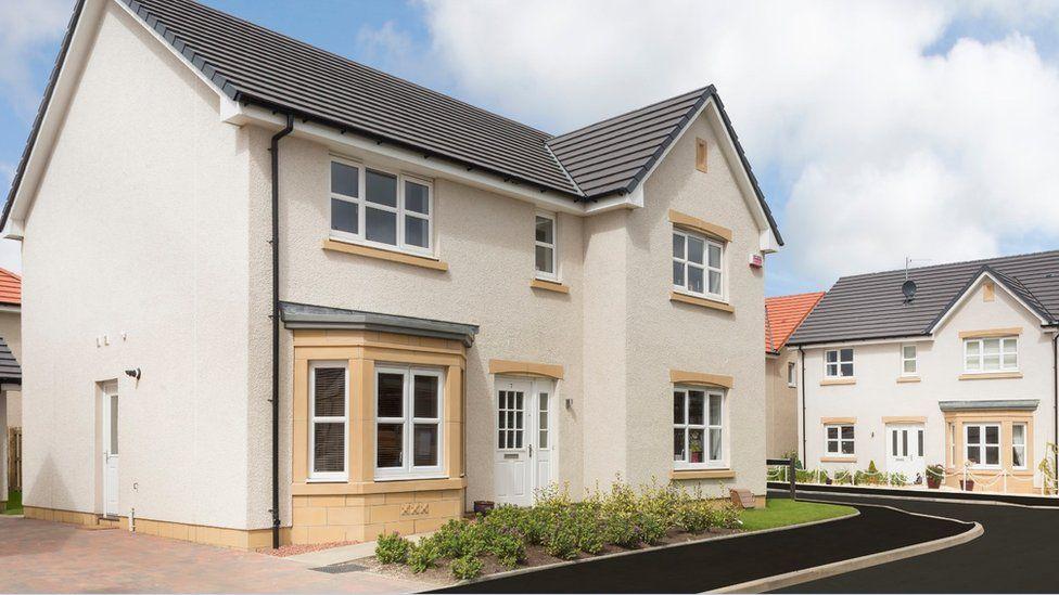 Miller Homes development