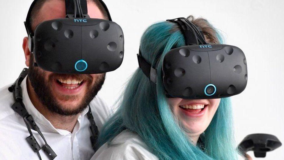 Новинки технологий на выставке потребительской электроники в Лас-Вегасе