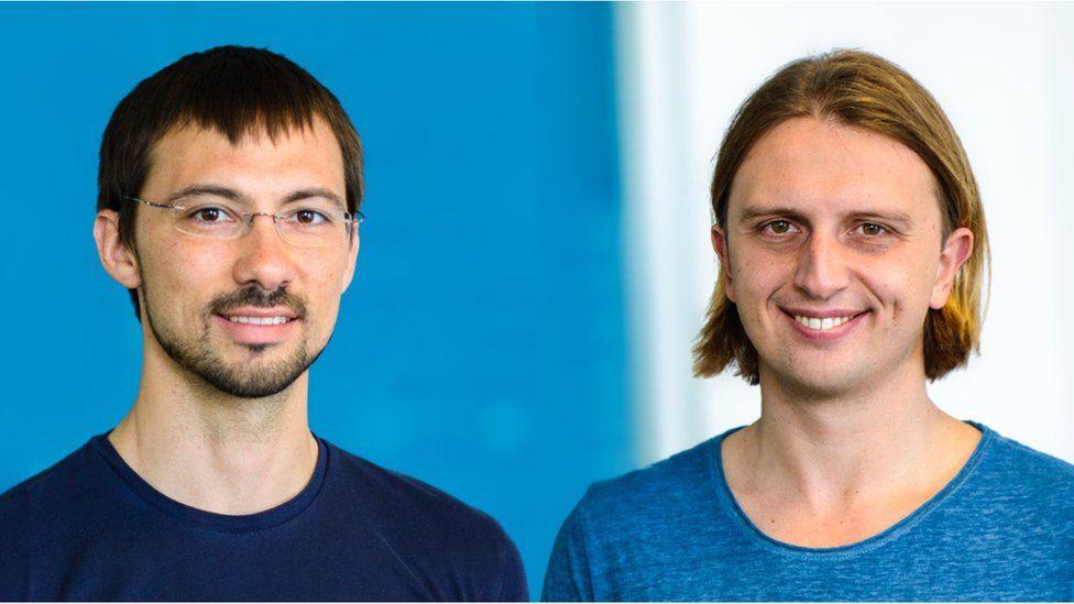 Revolut's founders Vlad Yatsenko and Nikolay Storonsky