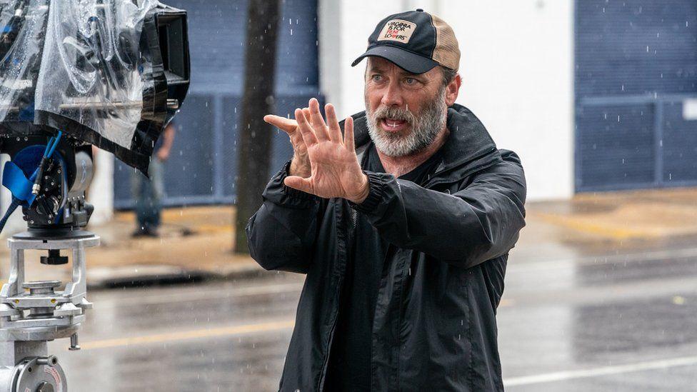 Derrick Borte directing Unhinged