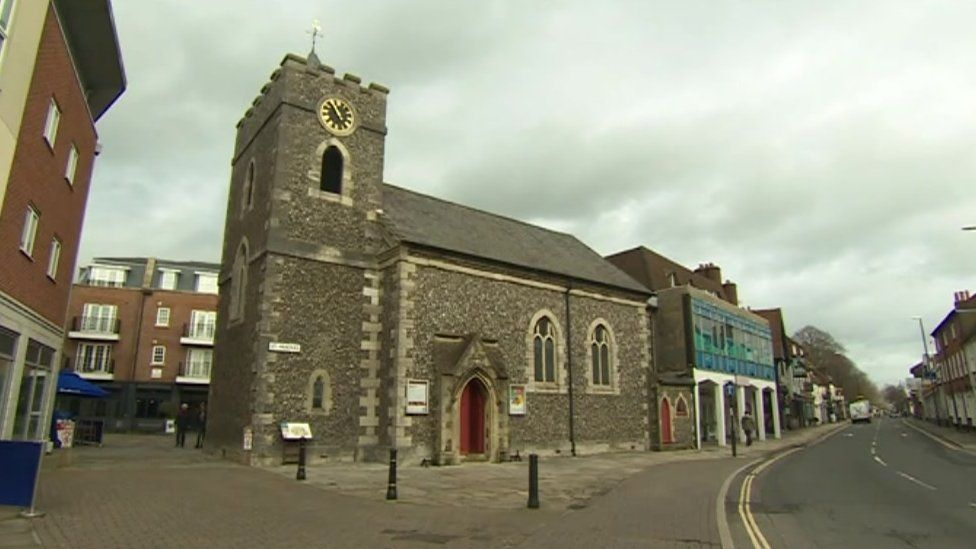 St Pancras Church, Chichester