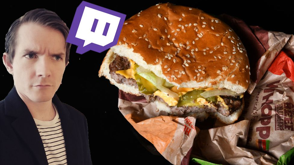 Twitch: The streamers furious at Burger King - BBC News