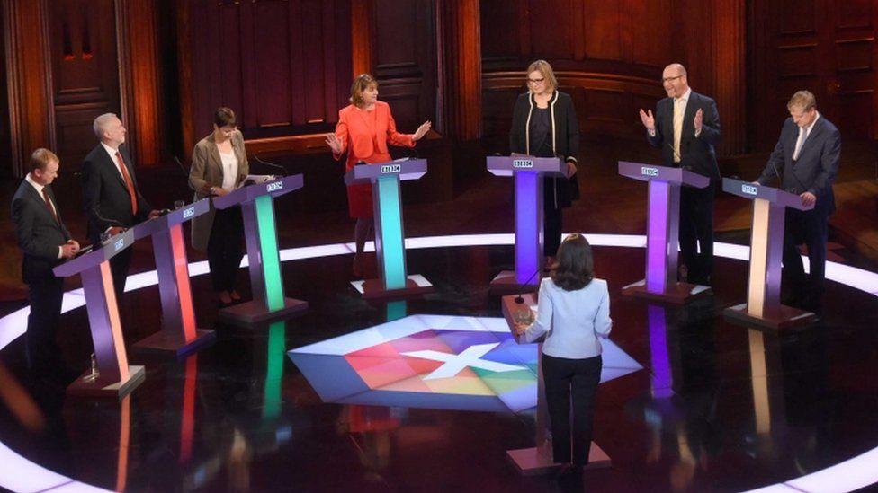 BBC's 2017 general election TV debate