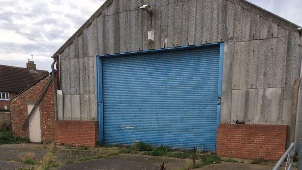 Garage in Northallerton