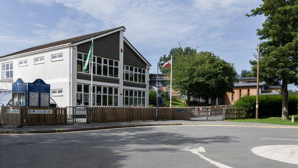 Plascrug School