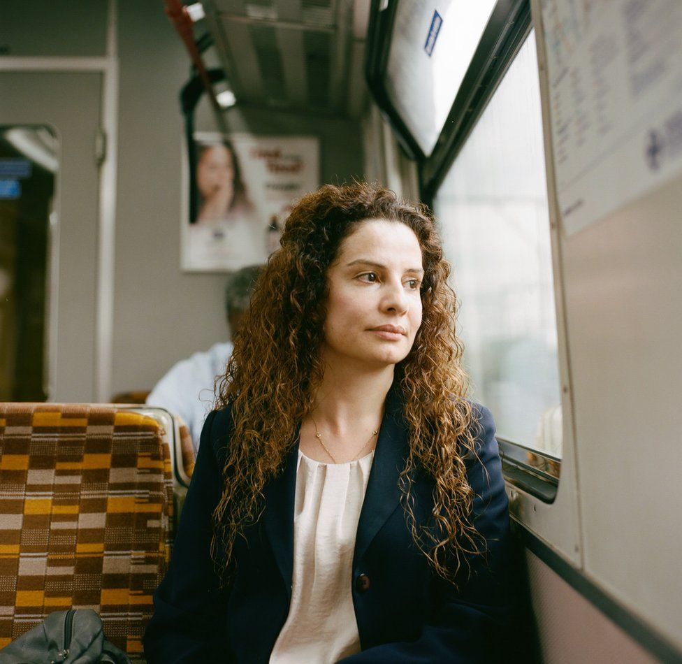A portrait photo of Ozlem