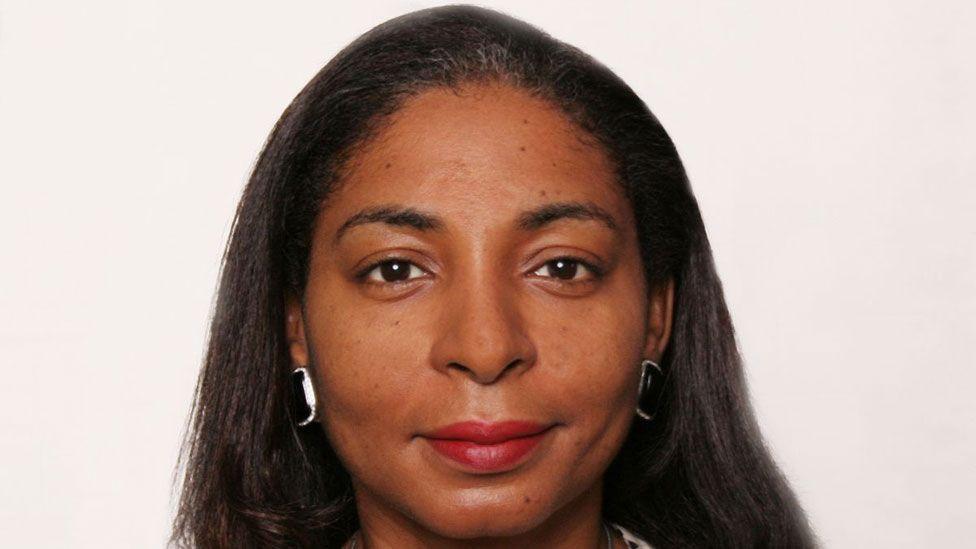 Lawyer Veronica Cenac