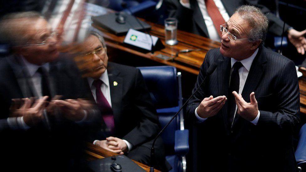 Supremo pode derrubar Renan do comando do Senado?