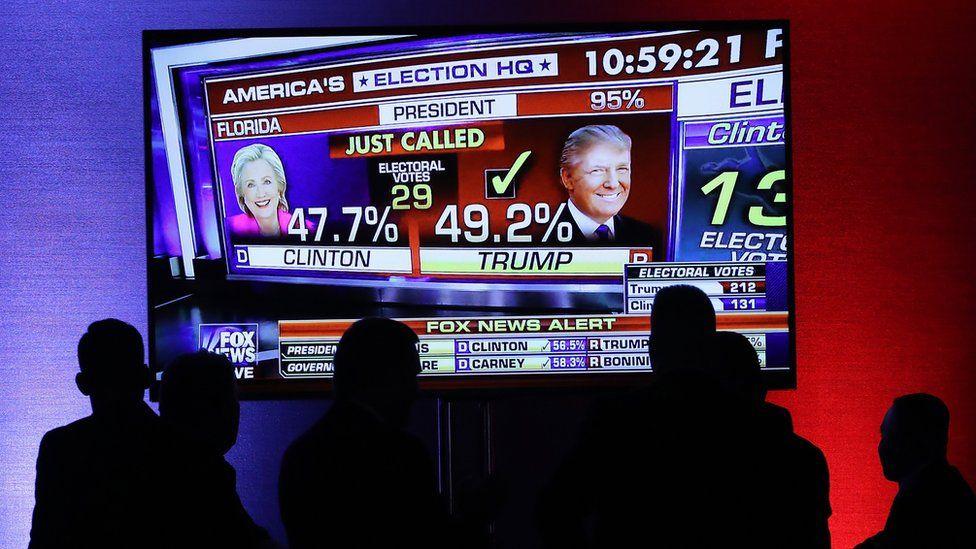 Fox News calls Florida for Trump