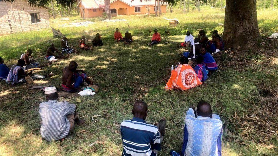Kaya elders and other groups meet in Kilifi