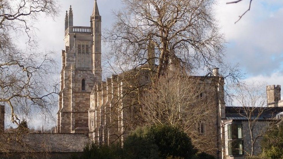 St Mary's Chapel, Winchester College