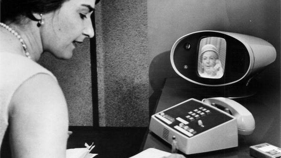 Por que as videochamadas fracassaram há 50 anos, mas fazem sucesso hoje