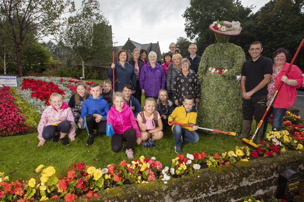 Castlecaulfield volunteers