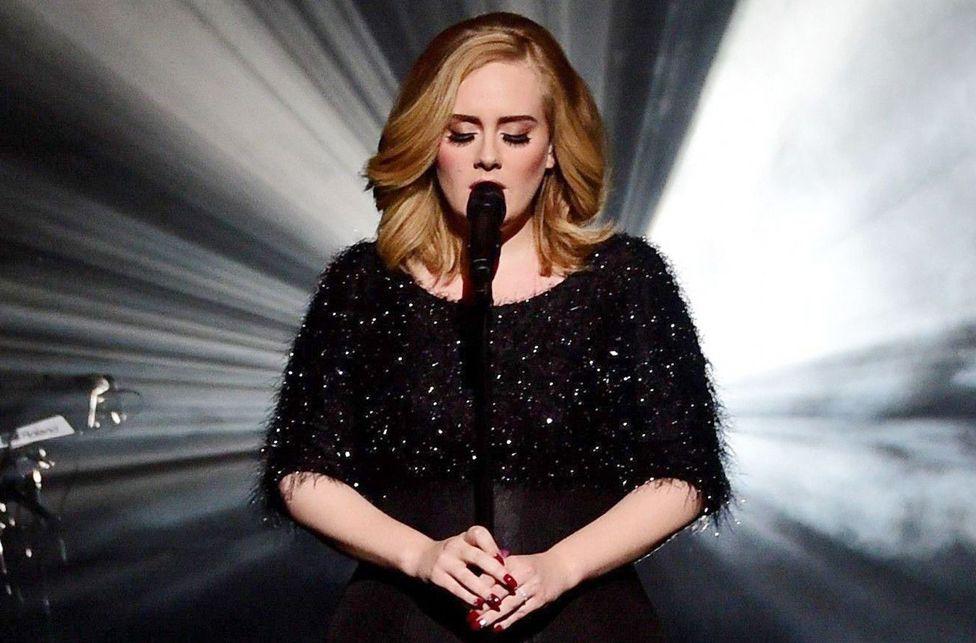 Adele: The full story - BBC News