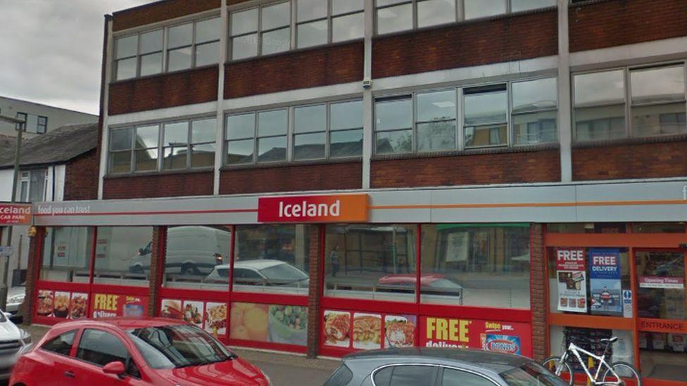 Iceland in Horley