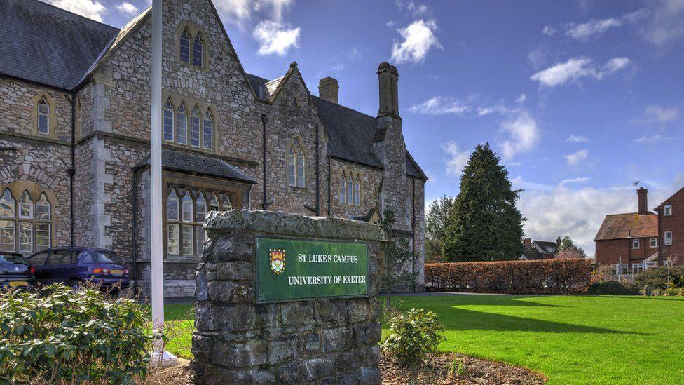 St Luke's Campus, University of Exeter