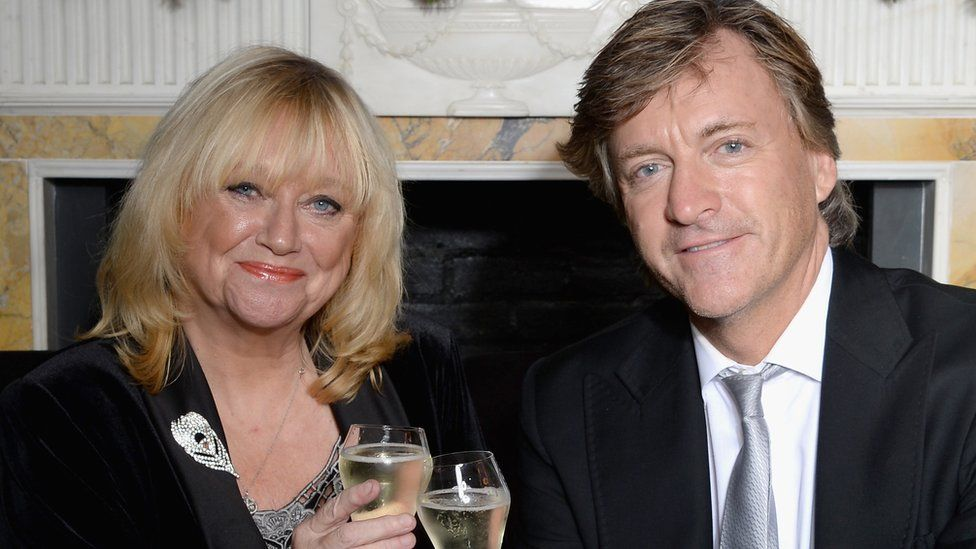 Judy Finnegan and Richard Madeley in 2013