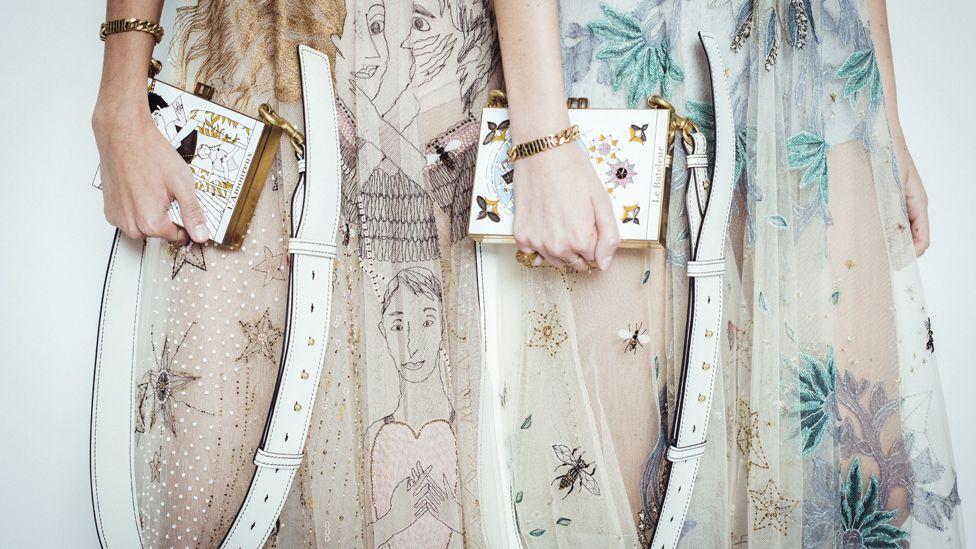 Dior's tarot collection