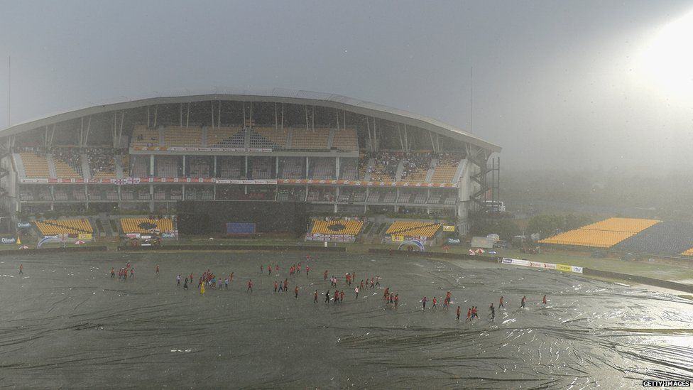 The Mahinda Rajapaksa International Stadium (December 2014)