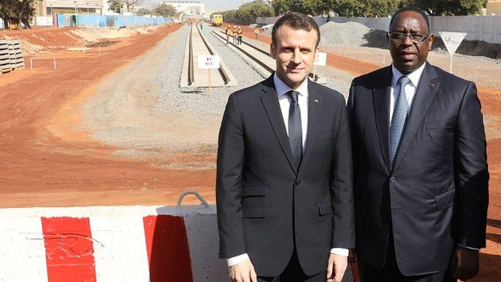 Le Sénégal lance son Train Express Régional