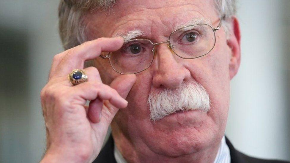 """John Bolton: Trump despide a su asesor de Seguridad Nacional por """"fuertes desacuerdos"""""""