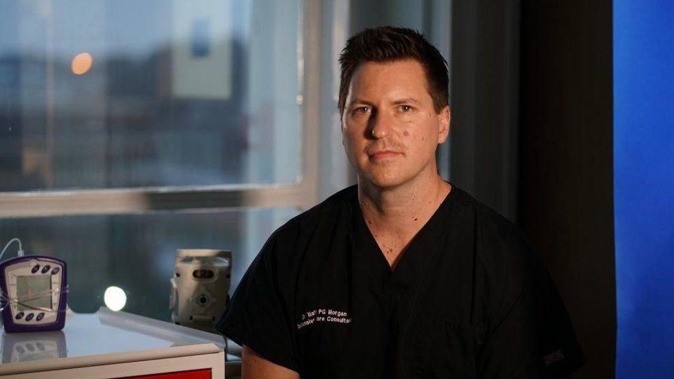 Dr Matt Morgan