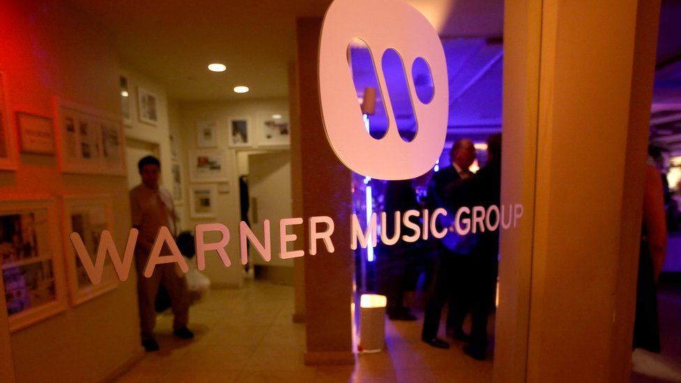 Warner Music group office