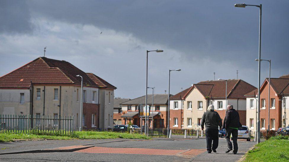 Scotland's most deprived area