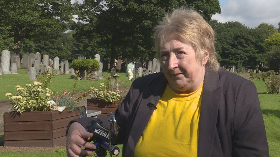 Lydia Reid has been campaigning for 42 years to find out what happened to her son's body