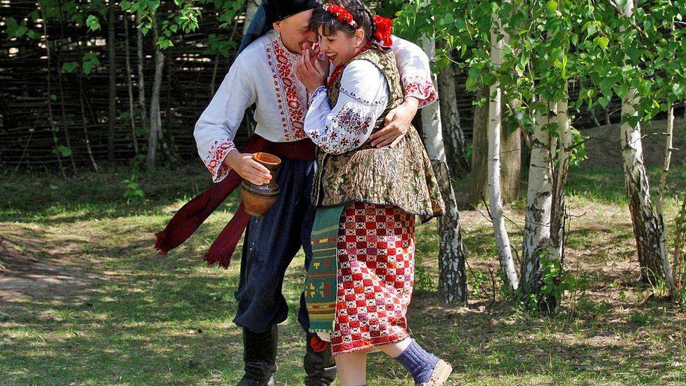 Українські шлюбні традиції
