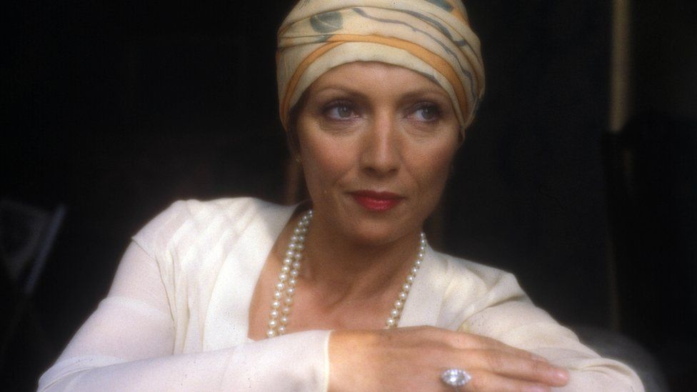 Stephane Audran in Brideshead Revisited