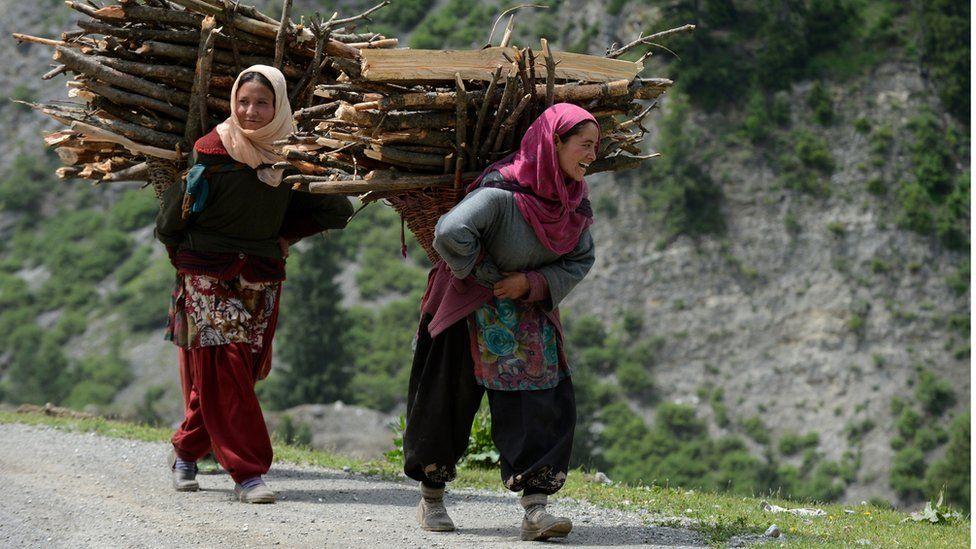 Women in Kashmir