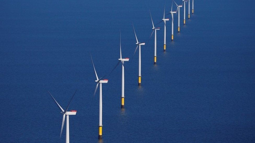 Britain's electricity system 'greenest ever' over Easter thumbnail